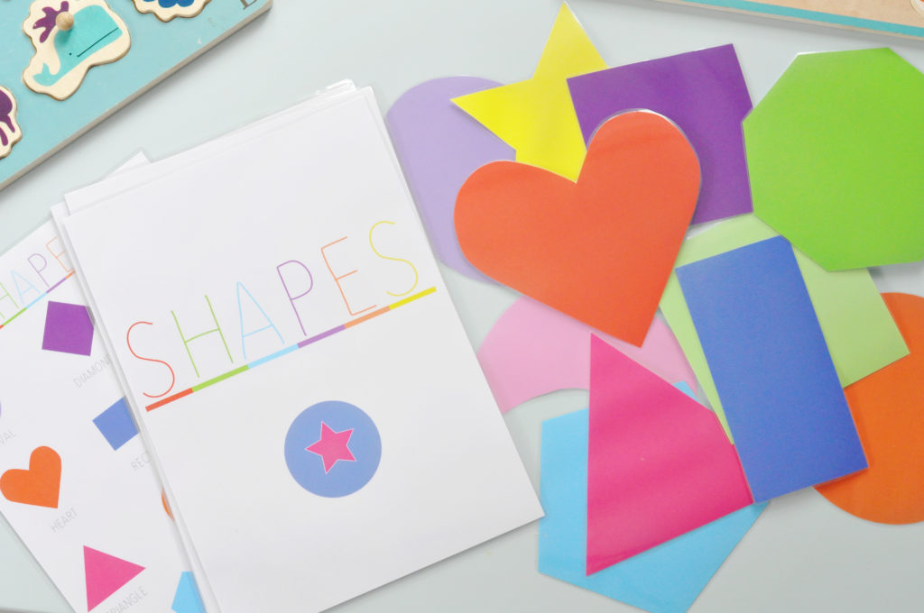 shapes printable