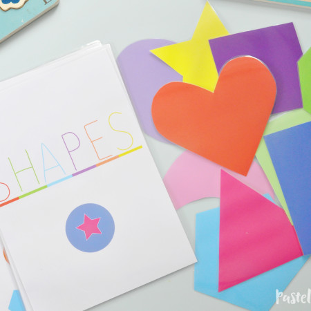 printable shapes for toddlers