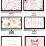 6 Free And Beautiful Desktop Wallpapers