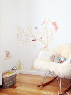 Whimsical Forest Creatures Nursery