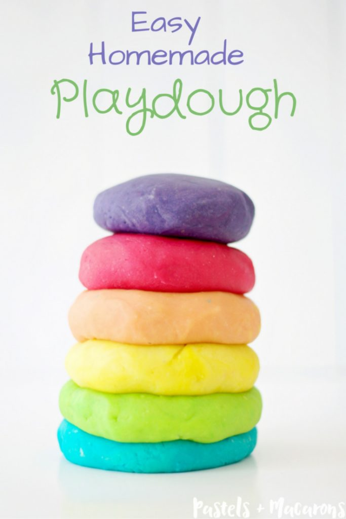 Playdough PINTEREST