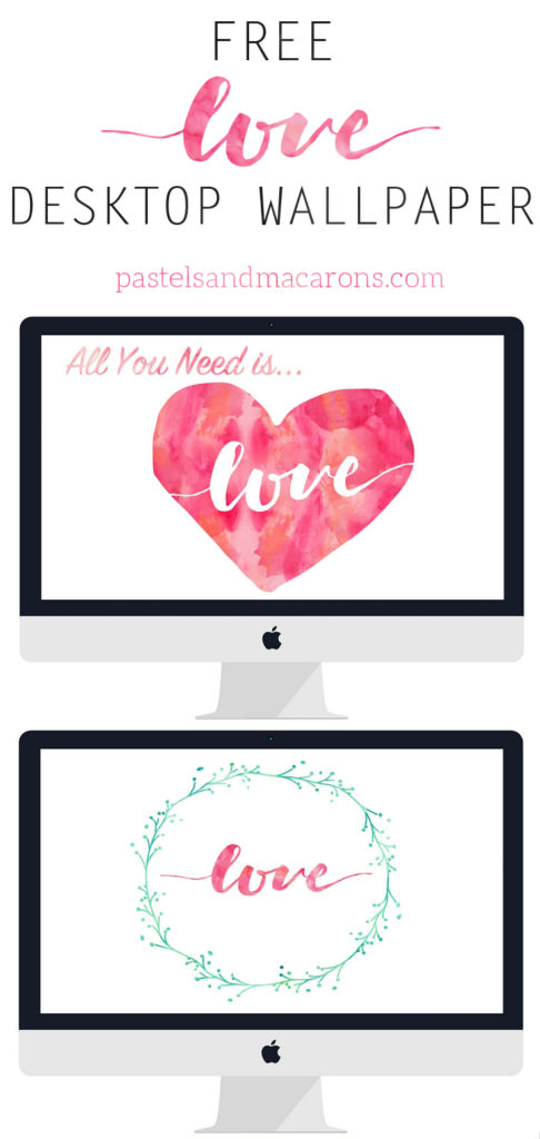 Free Love Desktop Wallpapers #freelovedesktopwallpapers #freedesktopwallpaper #valentinesday #freevalentinesdaywallpaper #valentinesdayprintables #freeprintables