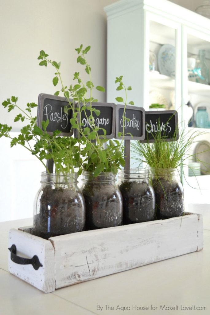Fabulous DIY Herb Garden Ideas