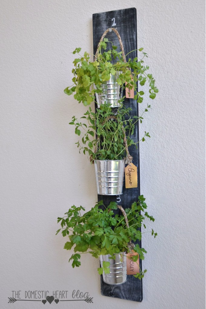 Gorgeous and easy to make indoor herb garden ideas to help you keep fresh herbs within easy access. Plus they make gorgeous decor also!