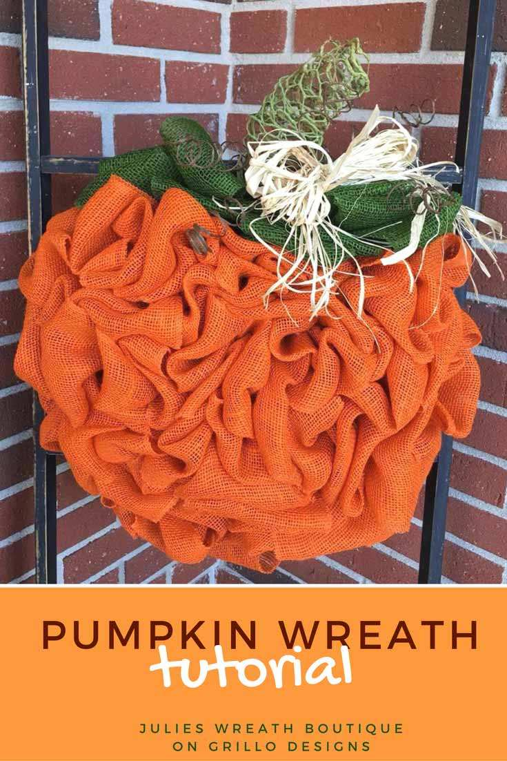 A variety of beautiful diy fall wreaths to get you inspired
