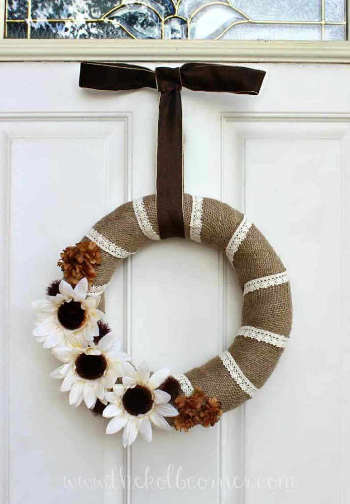 awesome and beautiful diy fall wreaths