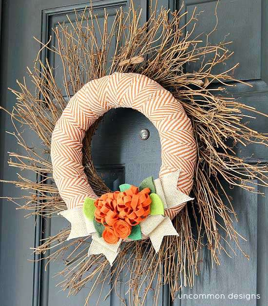 Beautiful DIY Fall Wreaths for your home this Fall