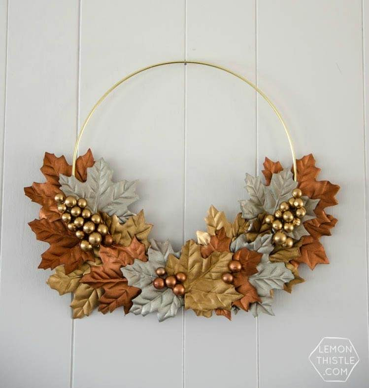 DIY Fall Wreaths that will inspire. Perfect for your DIY Fall Decor projects
