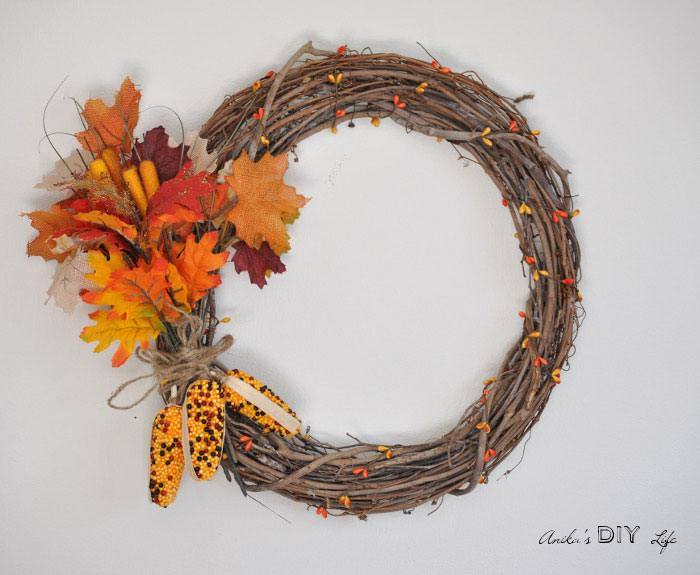 Make one of these gorgeous DIY Fall Wreaths for your home. So many easy fall wreaths to make