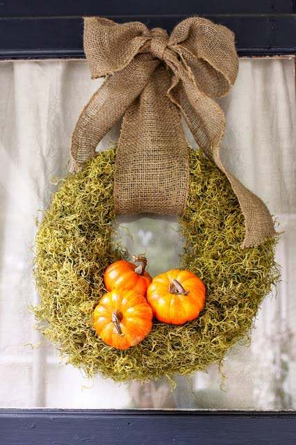 truly magical diy fall wreaths