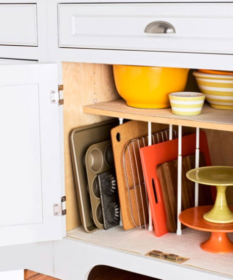 7 Awesome Kitchen Cupboard Organization Ideas for your Home