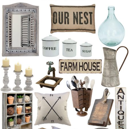 Farmhouse Gift Ideas for the Farmhouse Decor Lover