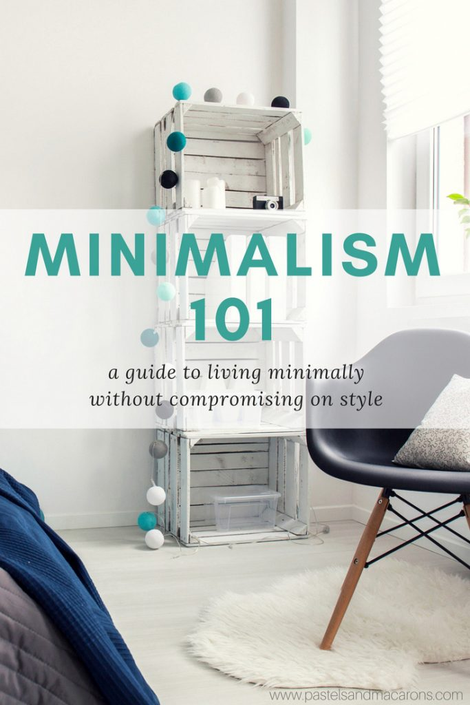 Tips on becoming a minimalist
