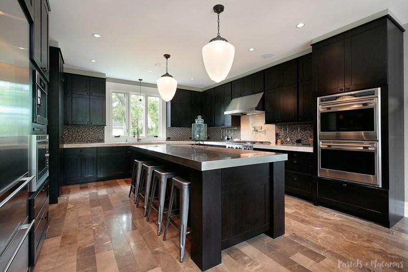 traditional to modern kitchen design ideas