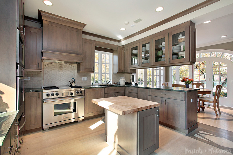 Kitchen design ideas that inspire charm and beauty. 30 beautiful designs to help inspire you.