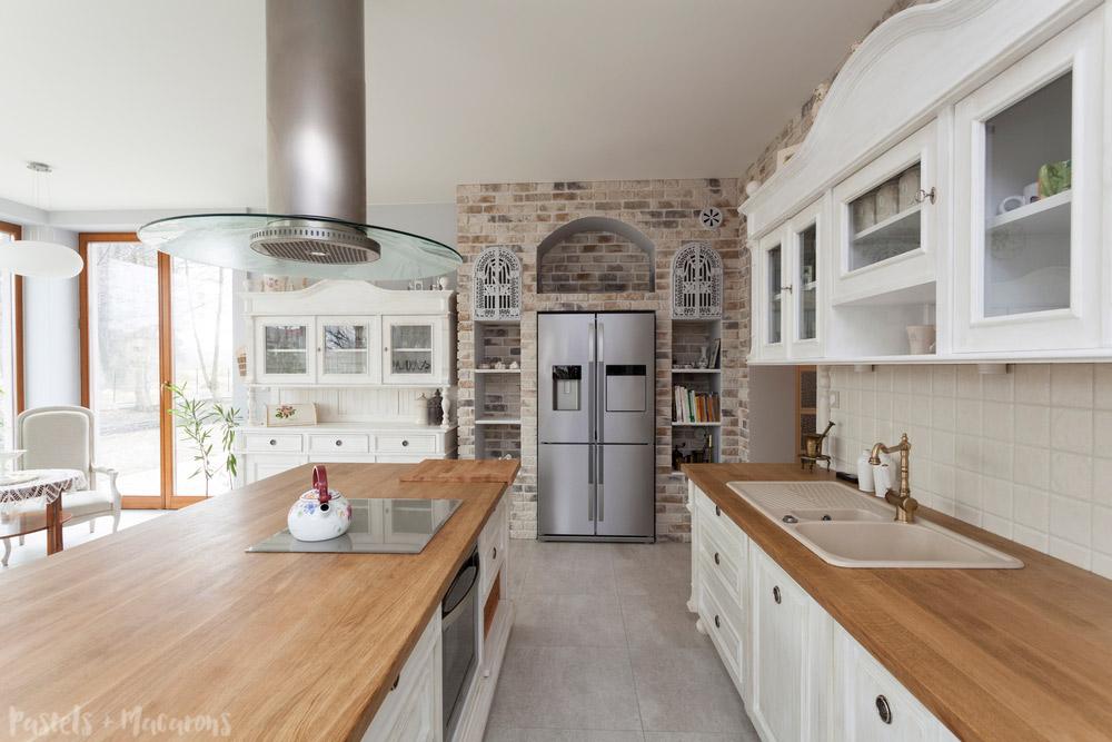 pretty kitchen design ideas with kitchen islands