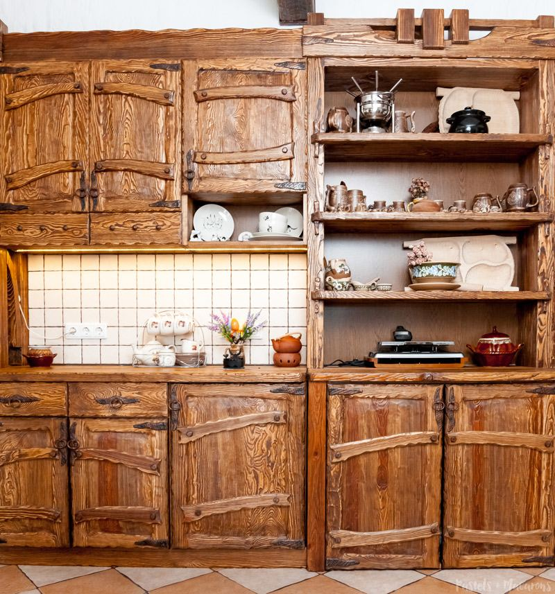 rustic and traditional kitchen design ideas