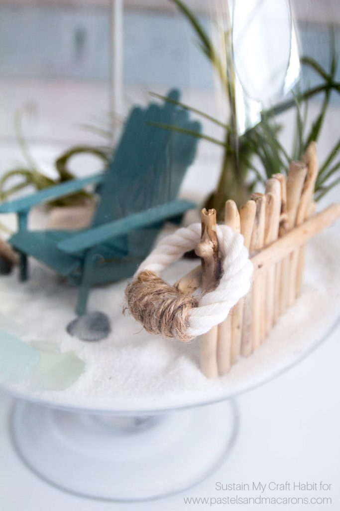 Learn How To Make A Diy Fairy Garden. Beach Fairy Garden Idea Youu0027ll