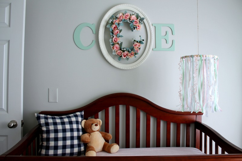 nursery diy baby mobile