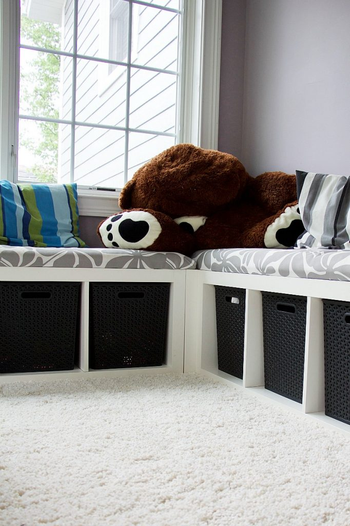 playroom with kids toy storage ideas