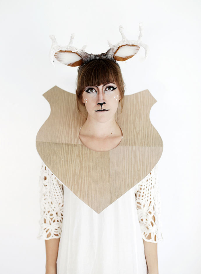 19 Last Minute Awesome DIY Halloween Costumes You Can Quickly Make