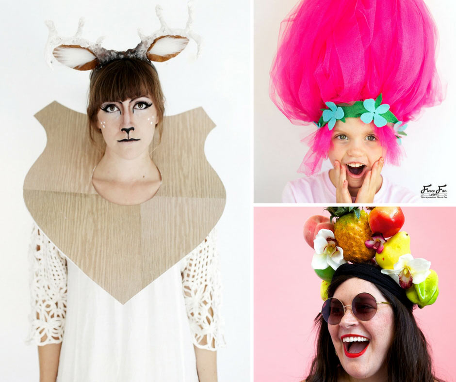These are The Best last minute DIY Halloween Costumes for women for men for  sc 1 st  Pastels and Macarons & 19 Last Minute Awesome DIY Halloween Costumes You Can Quickly Make