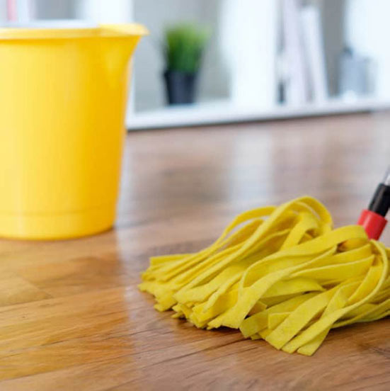 homemade cleaning products for floors