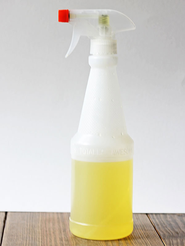 make your own homemade cleaning products just like I did, using these easy recipes