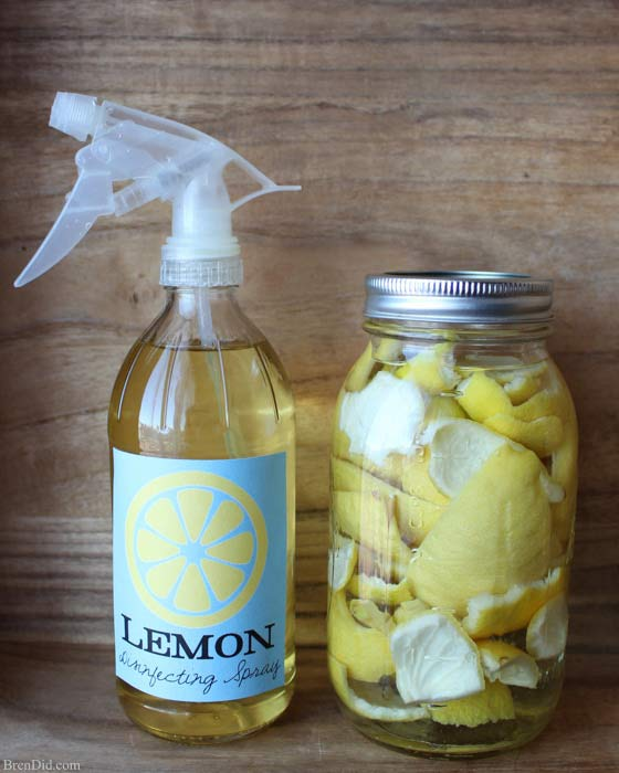 Make a fabulous lemon cleaner plus more with 20 of the best homemade cleaning products on the internet!